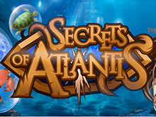 Бонус-функции в автомате Secrets Of Atlantis